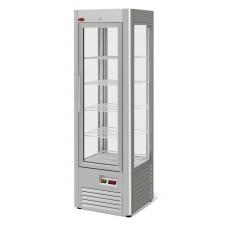 Холодильный шкаф МХМ Veneto RS-0,4 нержавейка (полки-решетка)